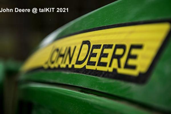 John Deere @ TalKIT 2021Teil2